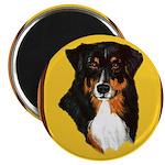 Australian Shepherd design Magnet
