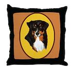 Australian Shepherd design Throw Pillow