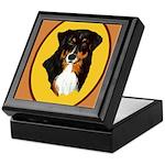 Australian Shepherd design Keepsake Box