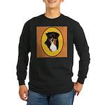 Australian Shepherd design Long Sleeve Dark T-Shir