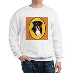 Australian Shepherd design Sweatshirt