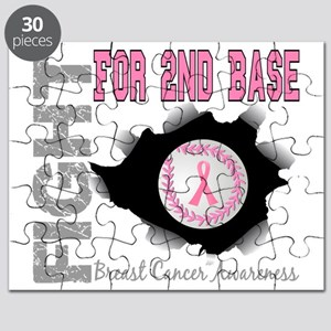 - Fight for 2nd Base Breast Cancer Puzzle