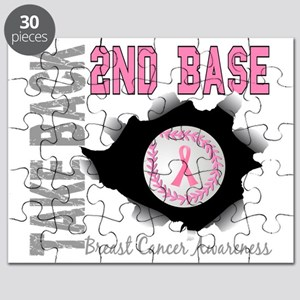 - Take Back Second Base Breast Cancer Puzzle