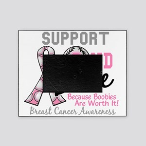 - Support 2nd Base Breast Cancer Picture Frame