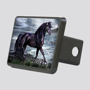 Fresian Rectangular Hitch Cover
