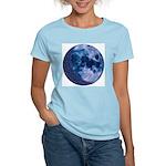 Celtic Knotwork Blue Moon Women's Light T-Shirt