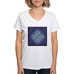 Celtic Avant Garde Women's V-Neck T-Shirt