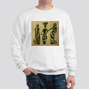 3 Sistas (Green) Sweatshirt