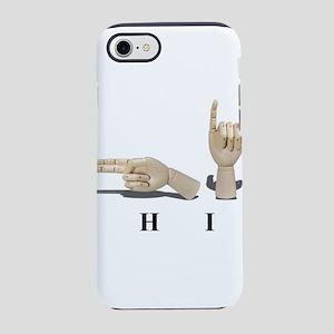 HiAmeslan062611 iPhone 7 Tough Case