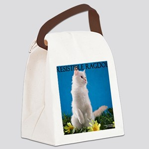 H Cover Canvas Lunch Bag