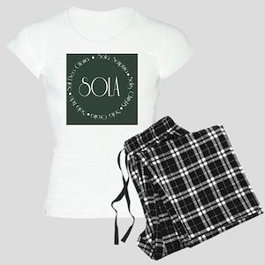 sola13 Women's Light Pajamas