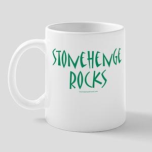 Stonehenge Rocks - Mug