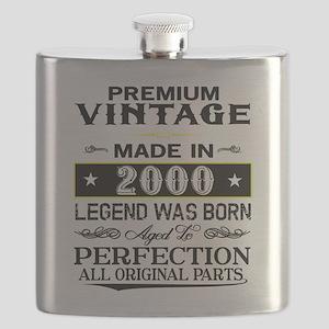 PREMIUM VINTAGE 2000 Flask