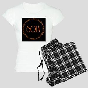 sola11 Women's Light Pajamas