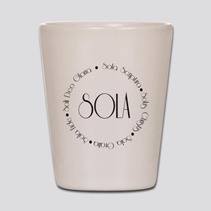 sola1 Shot Glass