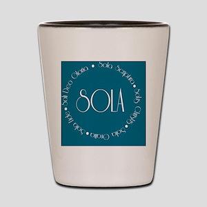 sola14 Shot Glass