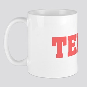 Girl out of texas light Mug