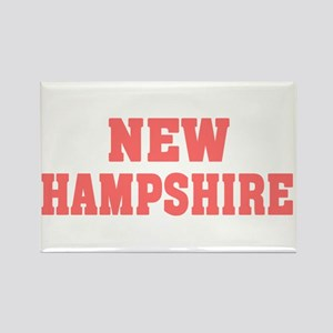Girl out of new hampshire light Rectangle Magnet