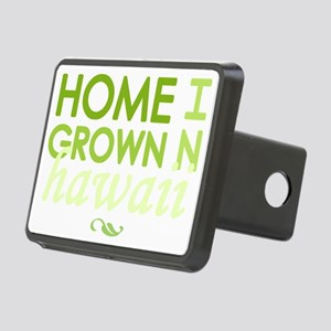 Home grown hawaii light Rectangular Hitch Cover