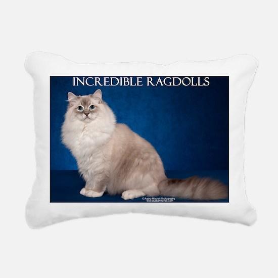 H Cover Rectangular Canvas Pillow
