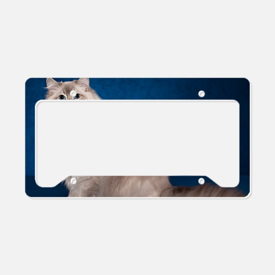 H Cover License Plate Holder