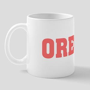 Girl out of oregon light Mug