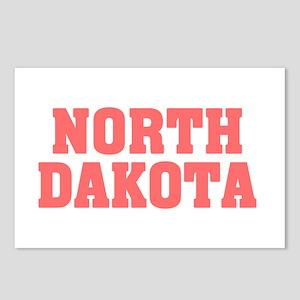 Girl out of n dakota ligh Postcards (Package of 8)