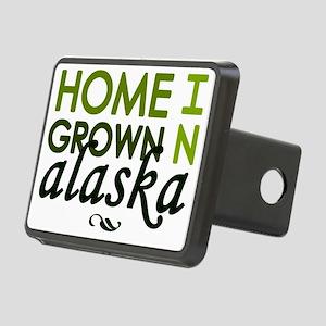 Home grown alaska Rectangular Hitch Cover