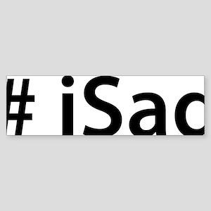 apple13$$ Sticker (Bumper)