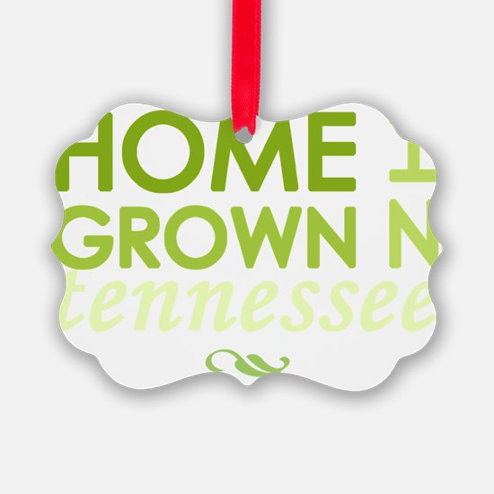 Home grown tennessee light Ornament