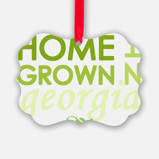 Home grown georgia light Ornament