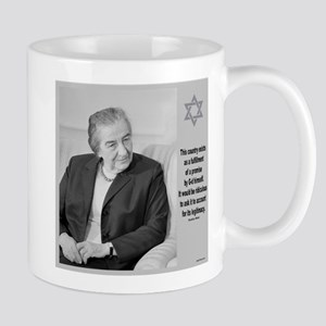 Golda Meir Israel and the Divine Mugs