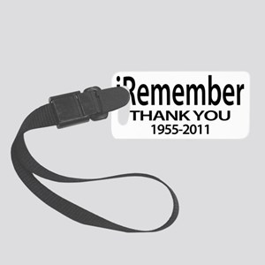 iremember Small Luggage Tag