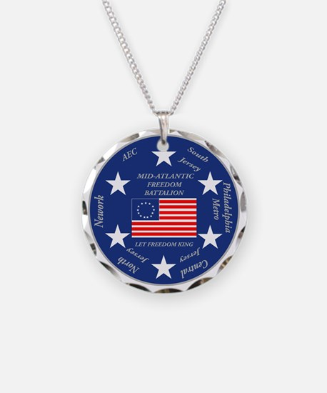 Mid-Atlantic-Recruiting-Bn Necklace