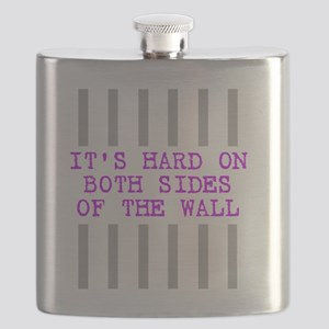 Its hard purple T Flask