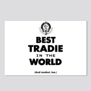 The Best in the World – Tradie Postcards (Package