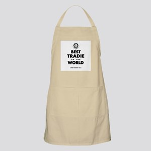 The Best in the World – Tradie Apron