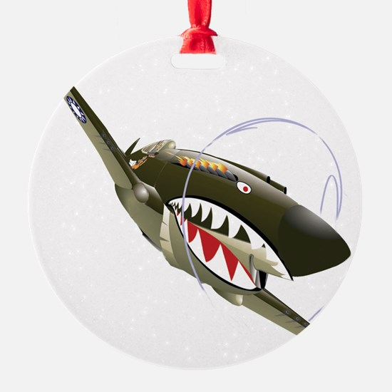 Flying Tigers Ornament