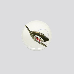 Flying Tigers Mini Button