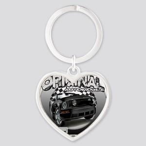 ORIGINAL2012-1 Heart Keychain