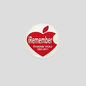 iremember heart Mini Button