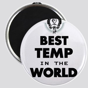 The Best in the World – Temp Magnets