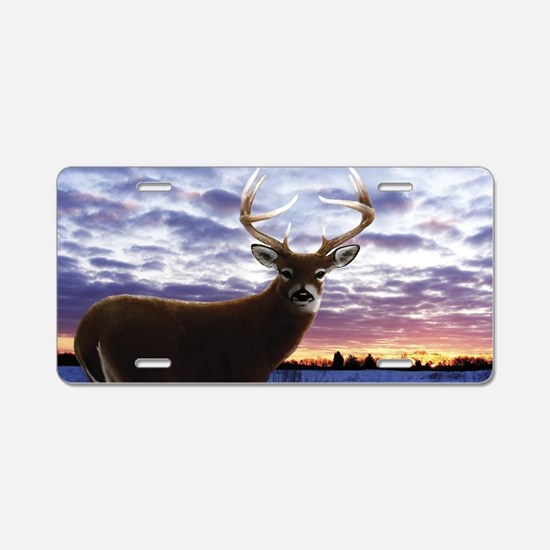 beech_bagFRNT Aluminum License Plate