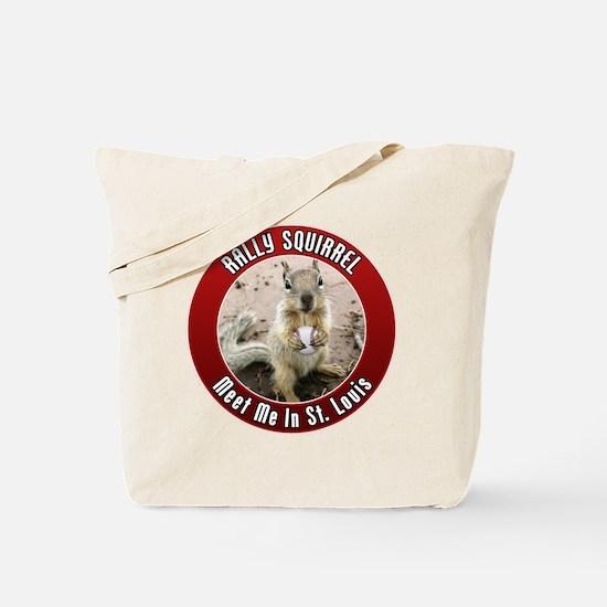 squirrel_st-louis_01 Tote Bag