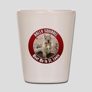 squirrel_st-louis_01 Shot Glass