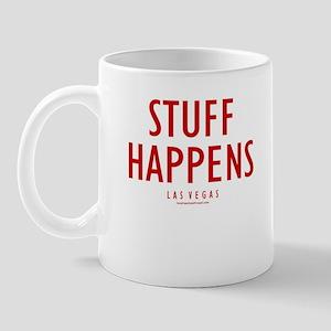 Stuff Happens - Mug