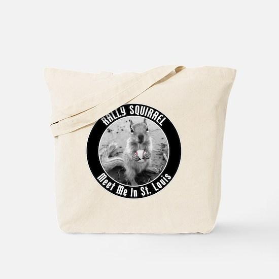 squirrel_st-louis_03 Tote Bag