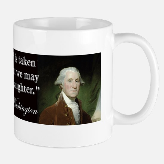 george-washington-freedom-of-speech-quo Mug