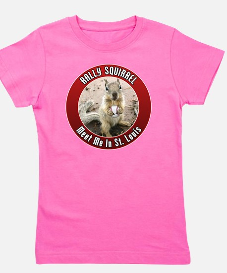 squirrel_st-louis_smaller Girl's Tee