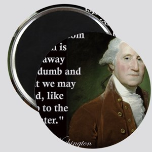george-washington-freedom-of-speech-quote-l Magnet